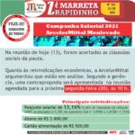 RAPIDINHO Nº 254 – Campanha ArcelorMittal: 2a rodada